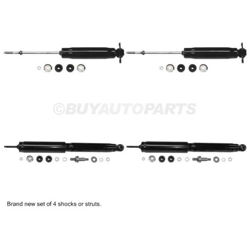 Mercury Montego                        Shock and Strut SetShock and Strut Set