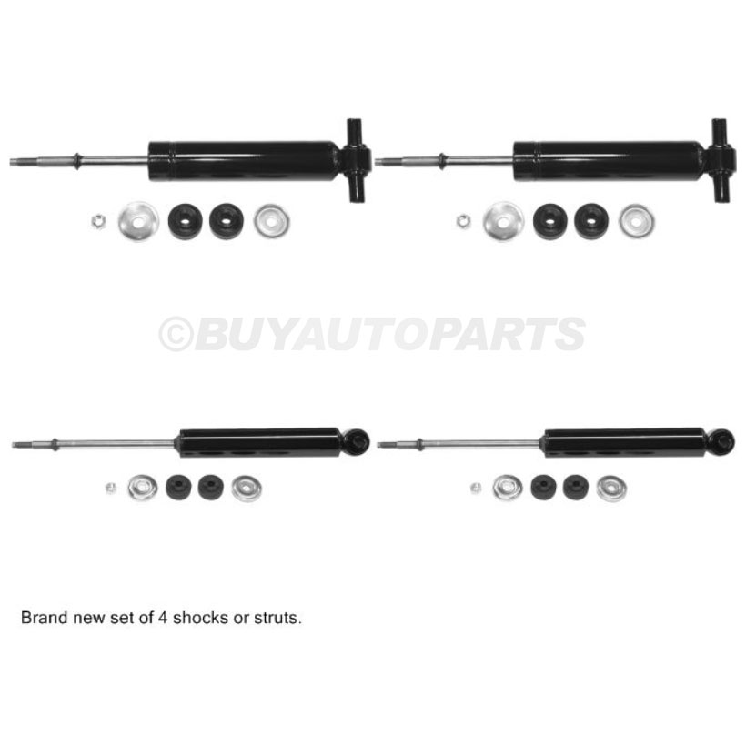 Mercury Bobcat                         Shock and Strut SetShock and Strut Set