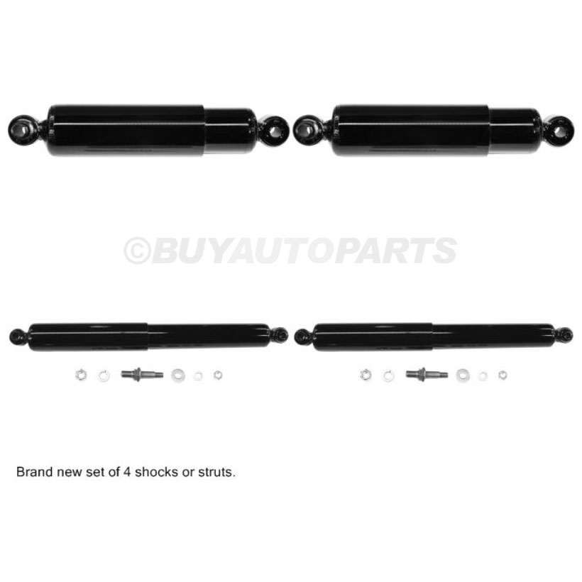 GMC Jimmy                          Shock and Strut SetShock and Strut Set