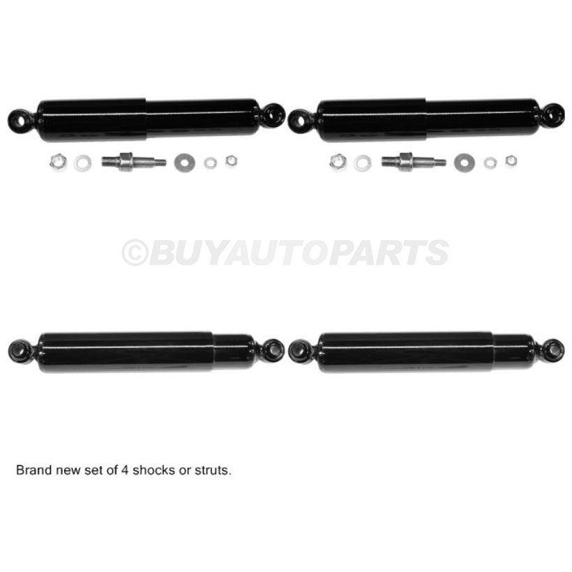 Chevrolet Van                            Shock and Strut SetShock and Strut Set