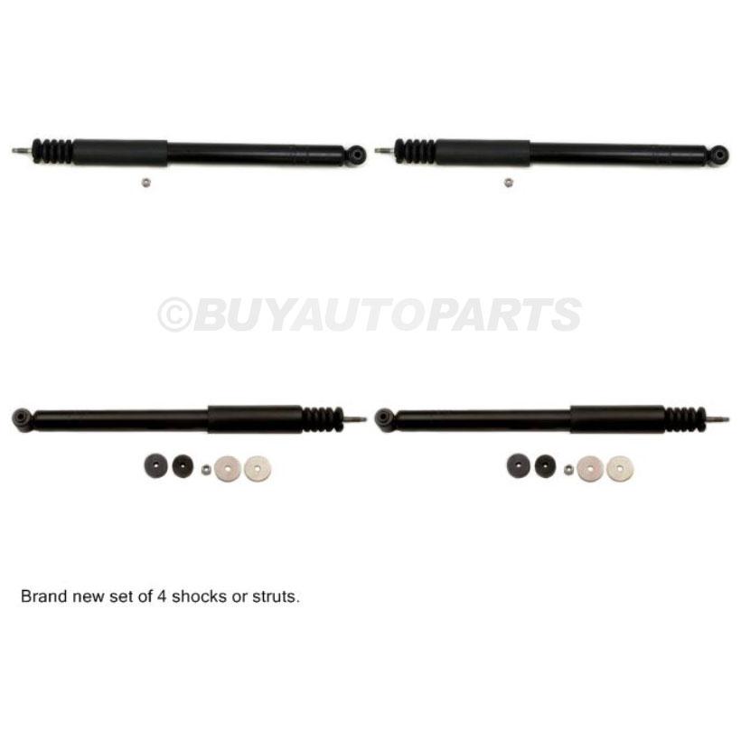 Mercedes_Benz E420                           Shock and Strut SetShock and Strut Set