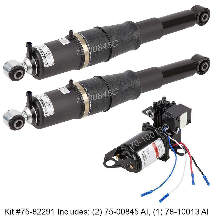 Chevrolet Avalanche                      Shock and Strut SetShock and Strut Set