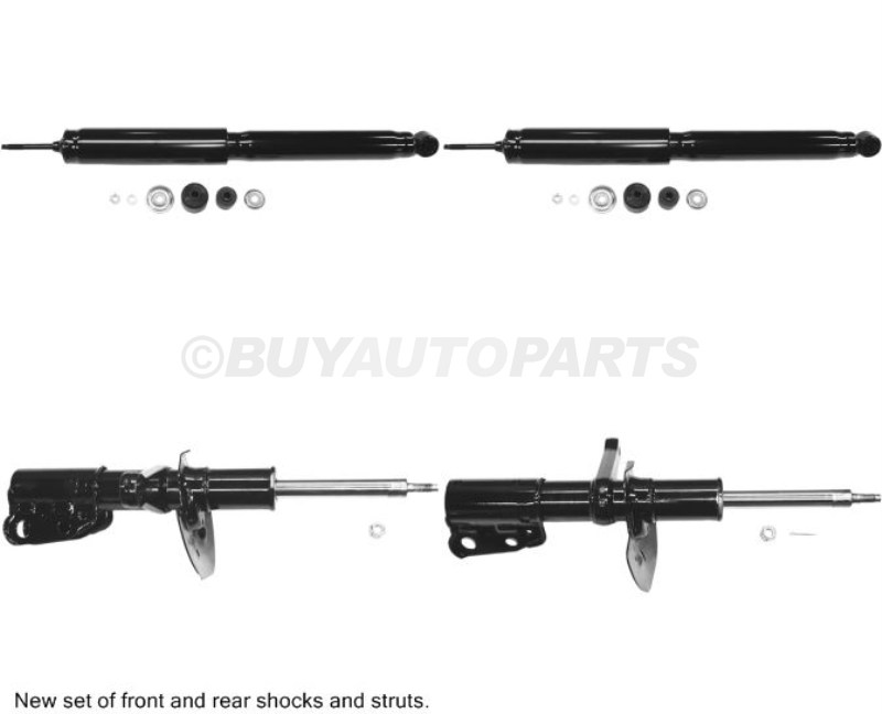 Buick Skylark                        Shock and Strut SetShock and Strut Set