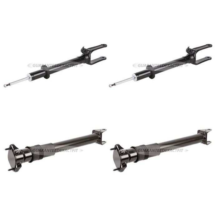 Mercedes_Benz ML63 AMG                       Shock and Strut SetShock and Strut Set