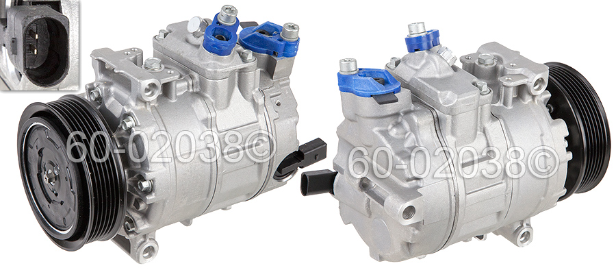 VW Eos                            A/C CompressorA/C Compressor