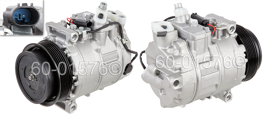 Mercedes Benz C230 AC Compressor