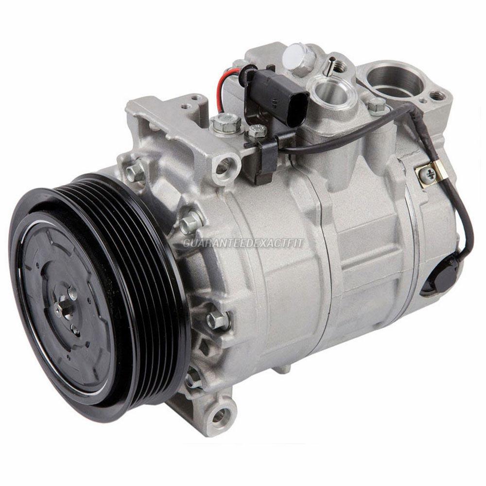 Audi Q7                             A/C CompressorA/C Compressor
