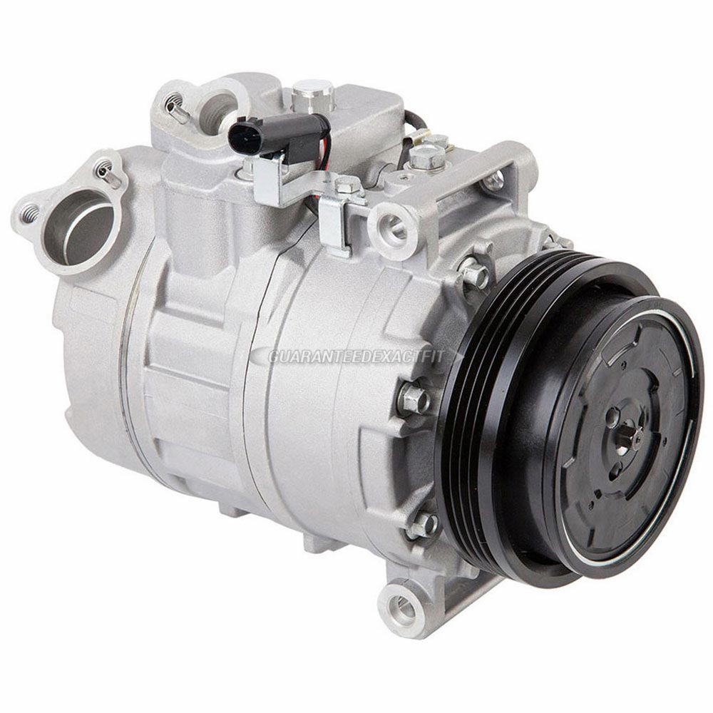 BMW 645Ci                          A/C CompressorA/C Compressor