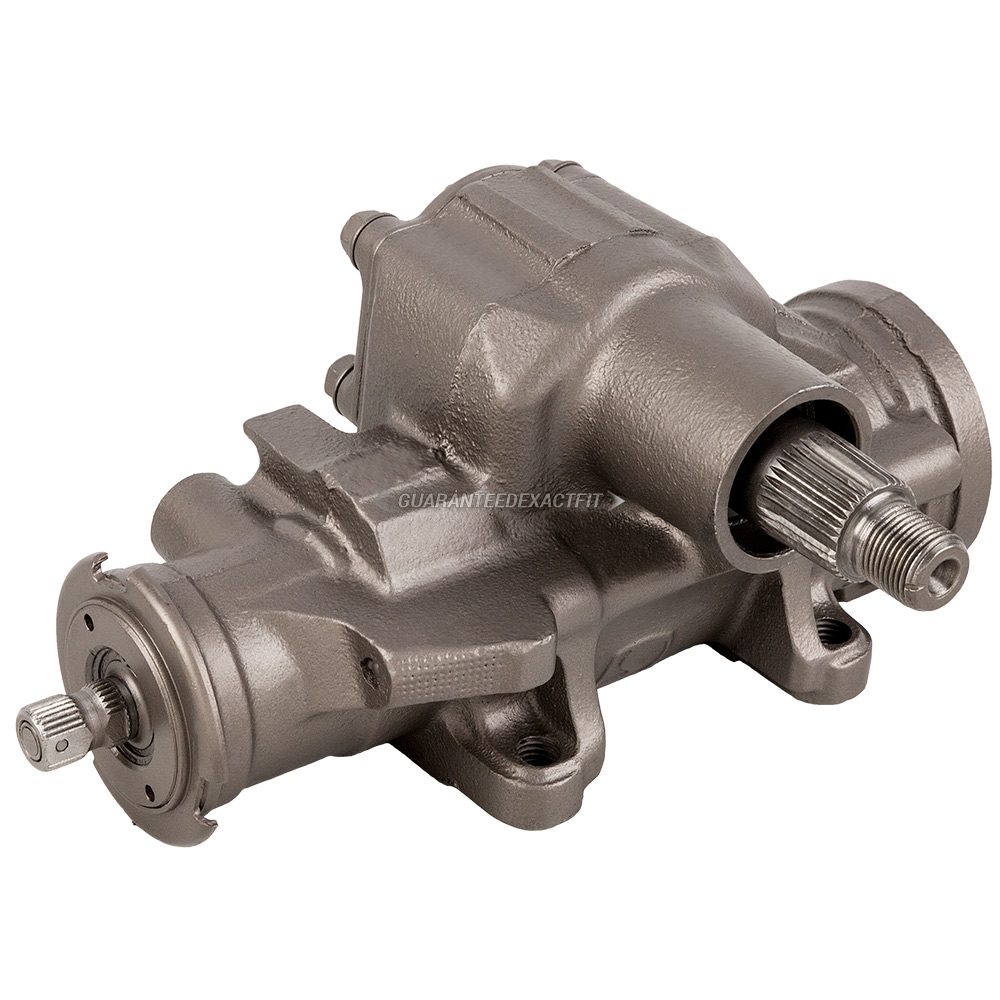 Gear Box Gear : Remanufactured oem power steering gear box gearbox for
