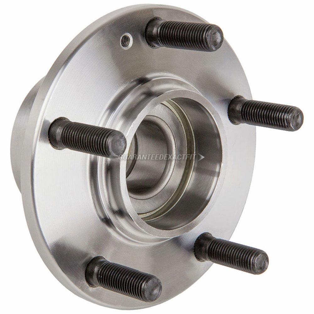 Hyundai Tucson                         Wheel Hub AssemblyWheel Hub Assembly