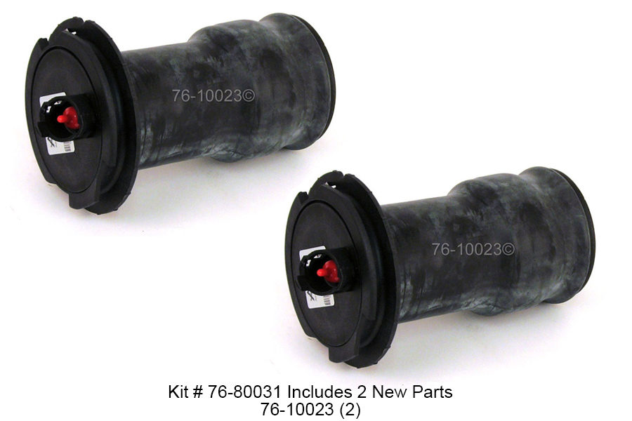 Lincoln Continental                    Suspension Spring KitSuspension Spring Kit