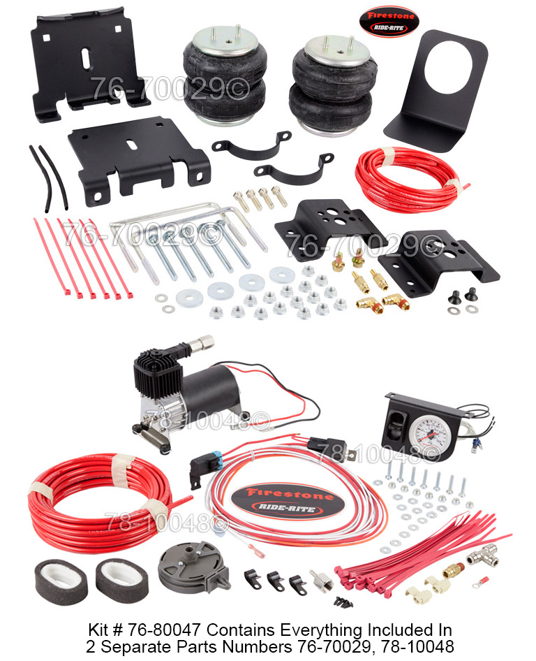 Chevrolet Silverado                      Suspension Spring KitSuspension Spring Kit