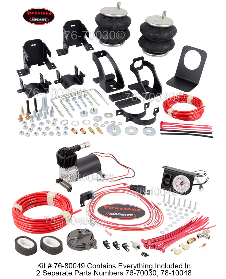 Ford F Series Trucks                Suspension Spring KitSuspension Spring Kit