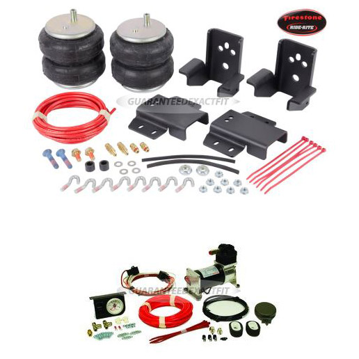 GMC Sierra                         Suspension Spring KitSuspension Spring Kit