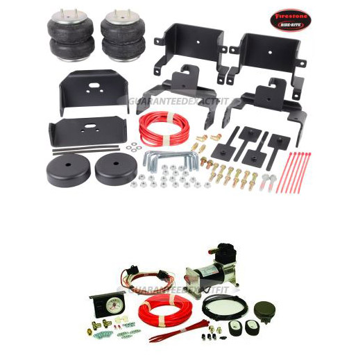 Lincoln Mark LT                        Suspension Spring KitSuspension Spring Kit