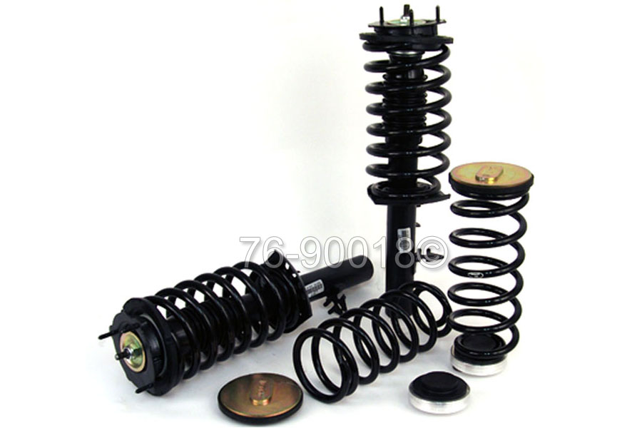 Lincoln Continental                    Coil Spring Conversion KitCoil Spring Conversion Kit