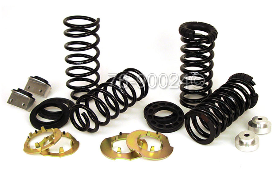 Lincoln Mark Series                    Coil Spring Conversion KitCoil Spring Conversion Kit
