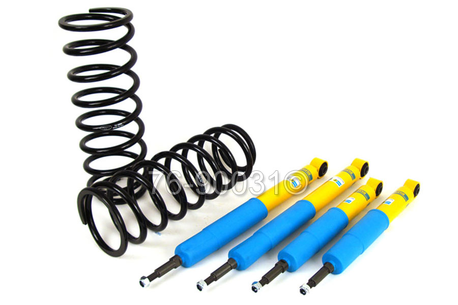 Lexus LX450                          Coil Spring Conversion KitCoil Spring Conversion Kit