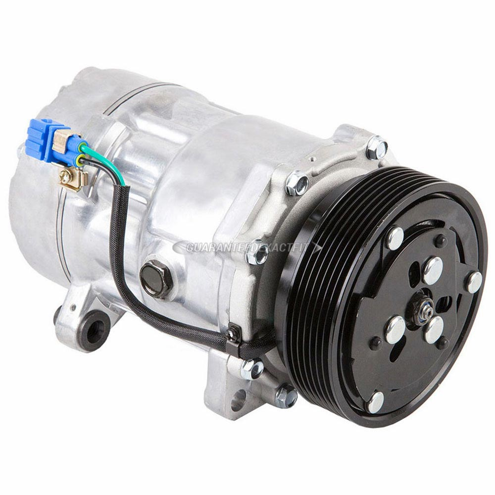 VW Jetta                          A/C CompressorA/C Compressor