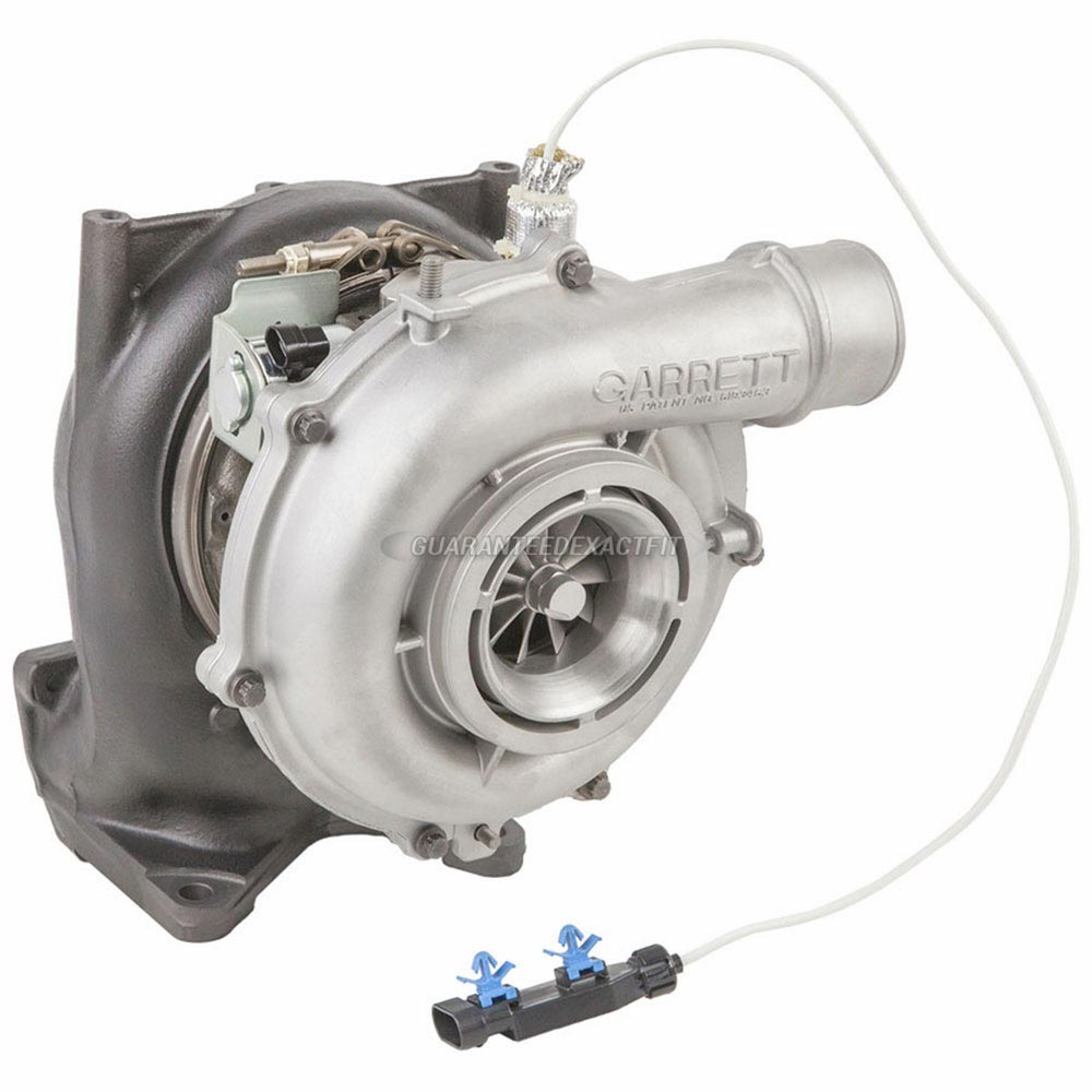 2009 Chevrolet Kodiak 6.6L Diesel LMM Engine Turbocharger
