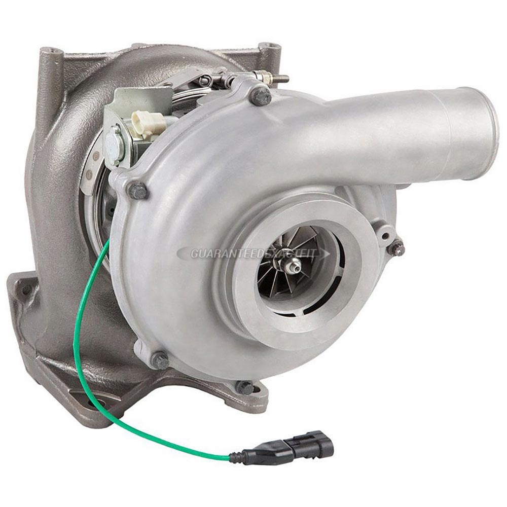 2010 GMC Topkick 6.6L Diesel LMM Engine Turbocharger