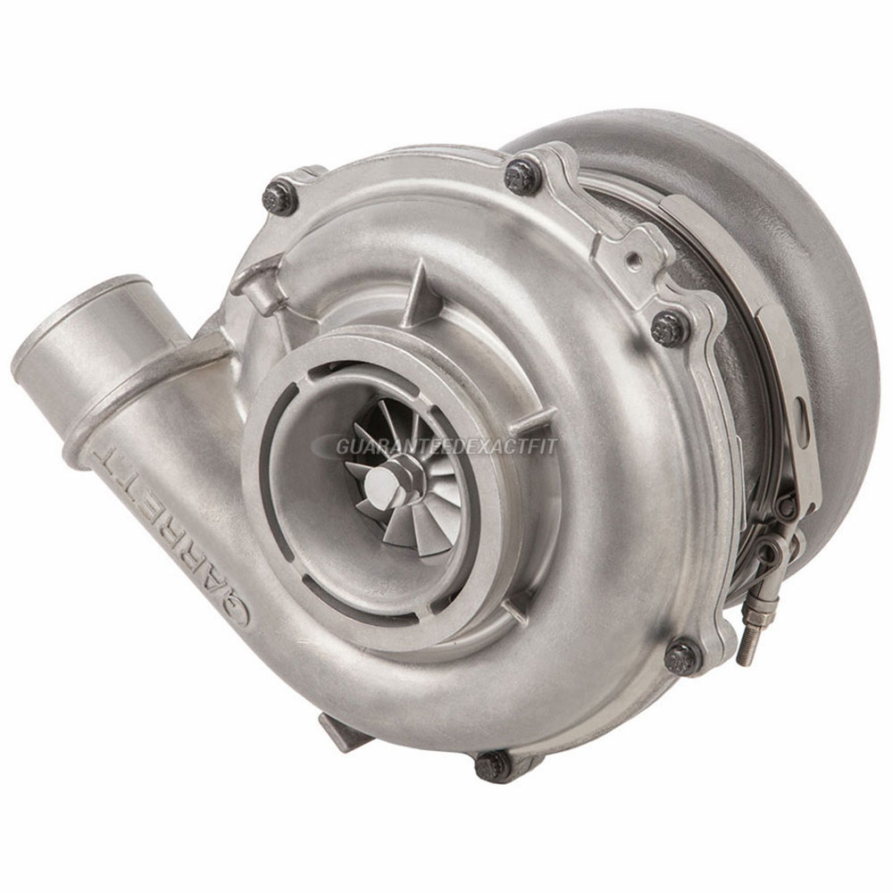 Isuzu FTR Truck                      Turbocharger