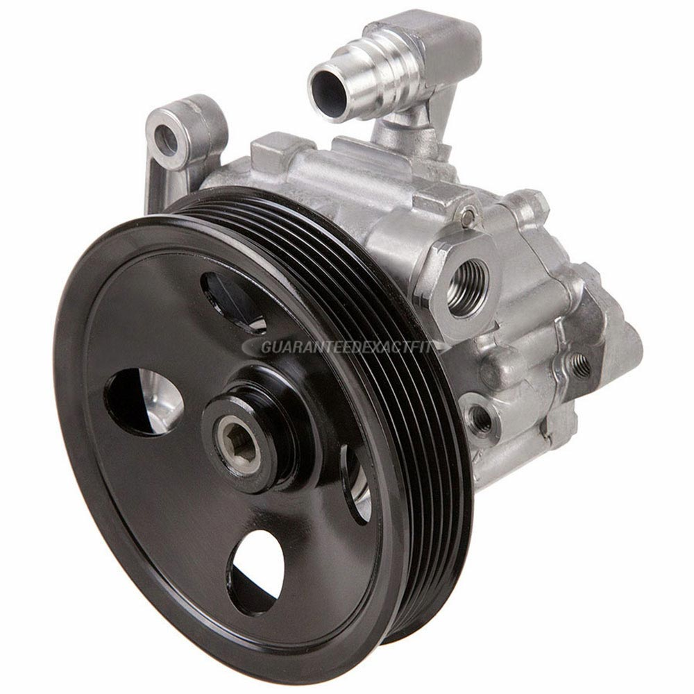 Mercedes_Benz C55 AMG                        Steering PumpSteering Pump