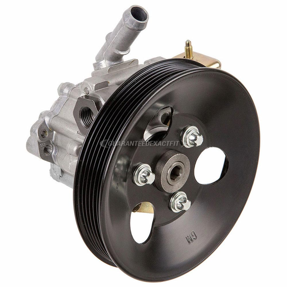 Saab 9-5                            Steering PumpSteering Pump