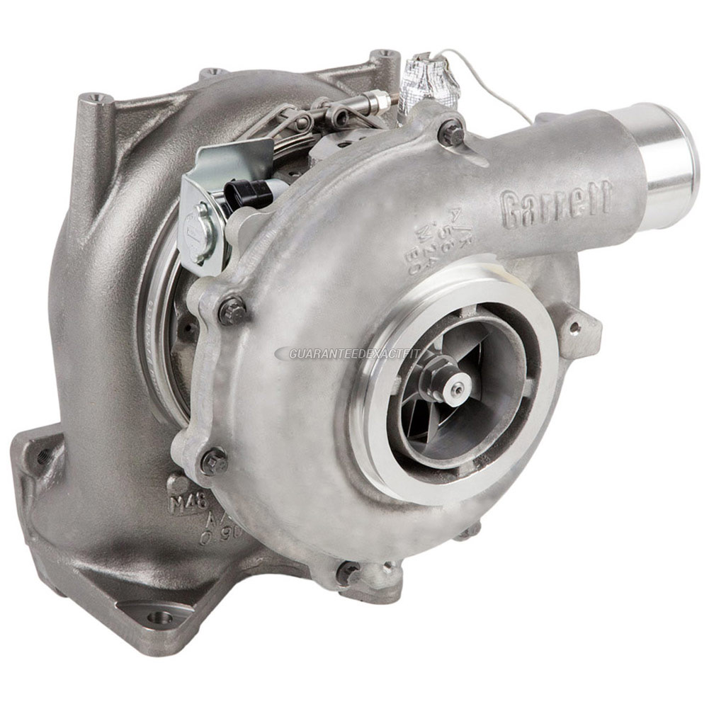2006 GMC Sierra 6.6L Diesel LLY Engine Turbocharger