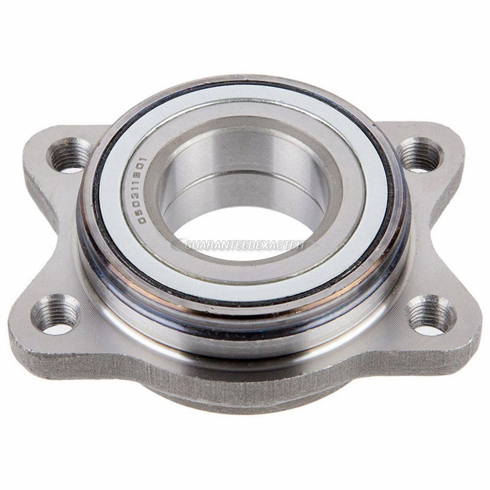 Audi S4                             Wheel Bearing ModuleWheel Bearing Module