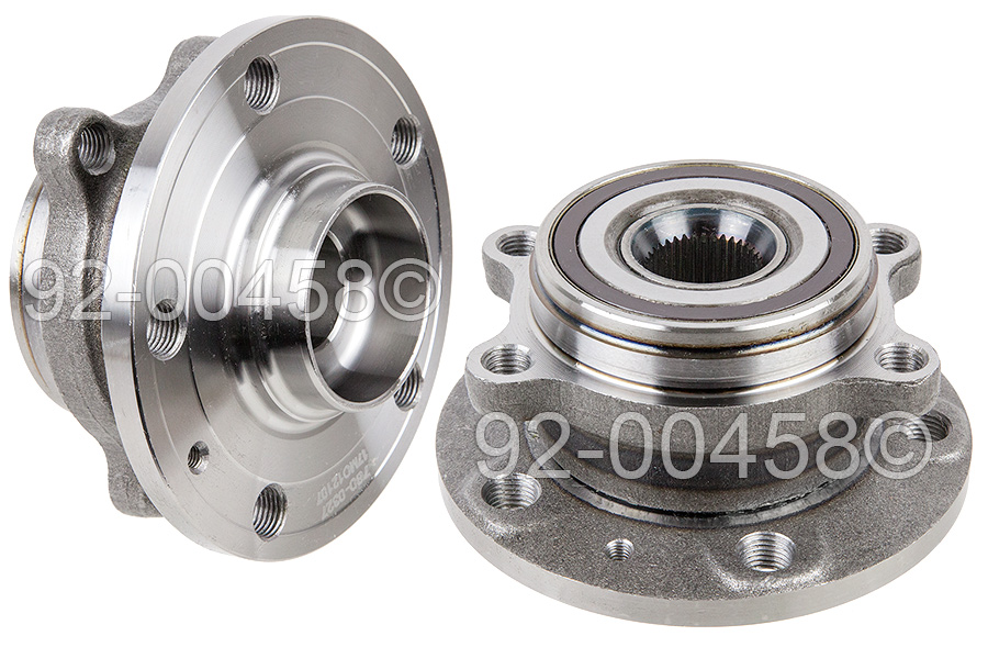 Audi TT                             Wheel Hub AssemblyWheel Hub Assembly
