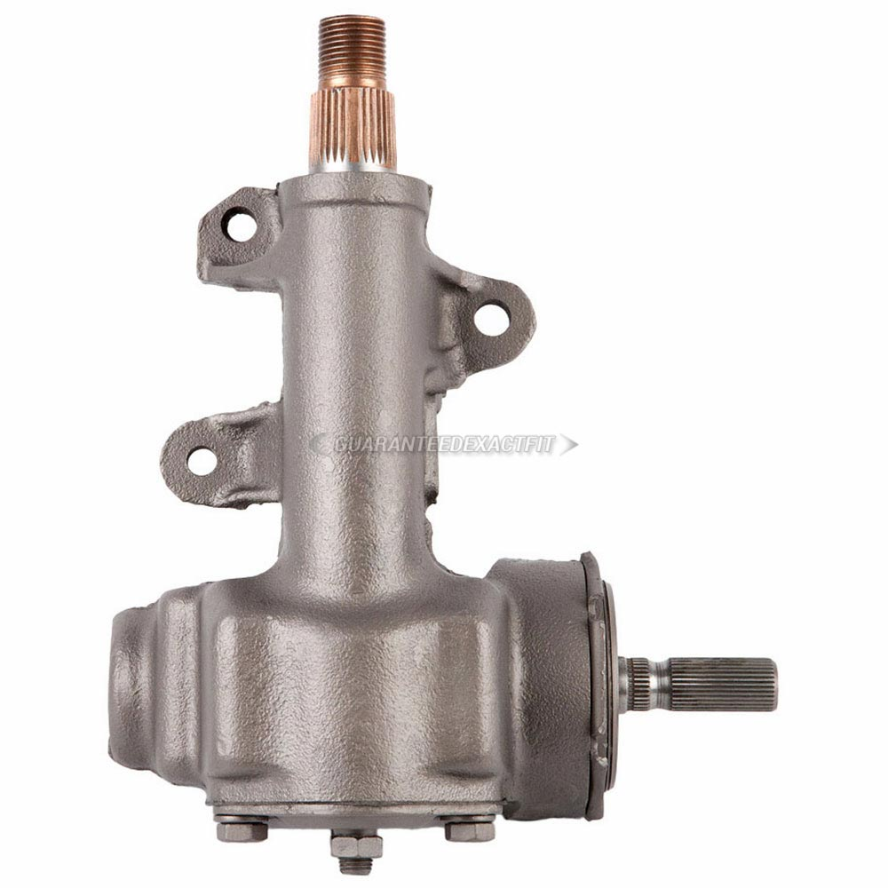 Chevrolet Chevy II                       Manual Steering Gear Box