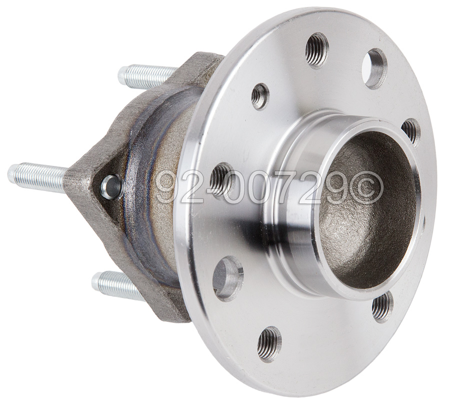 Saturn L-Series                       Wheel Hub AssemblyWheel Hub Assembly