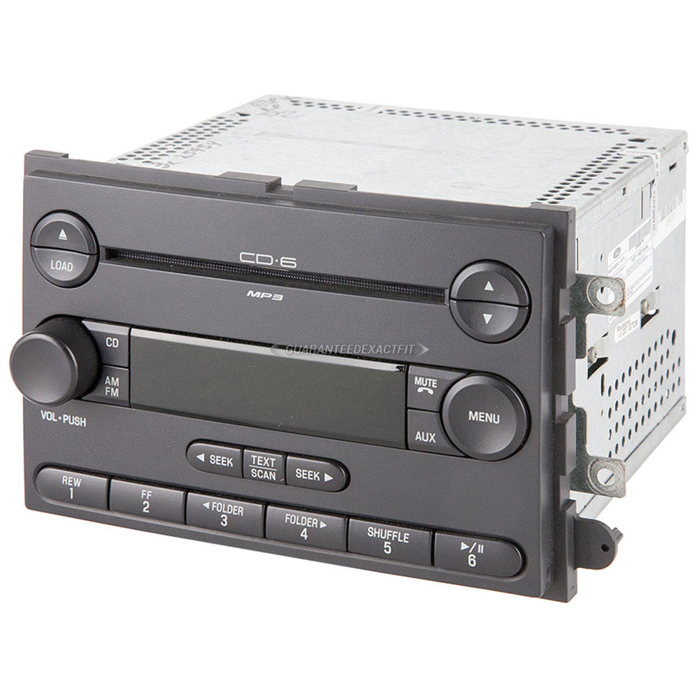 Ford F Series Trucks                Radio or CD PlayerRadio or CD Player