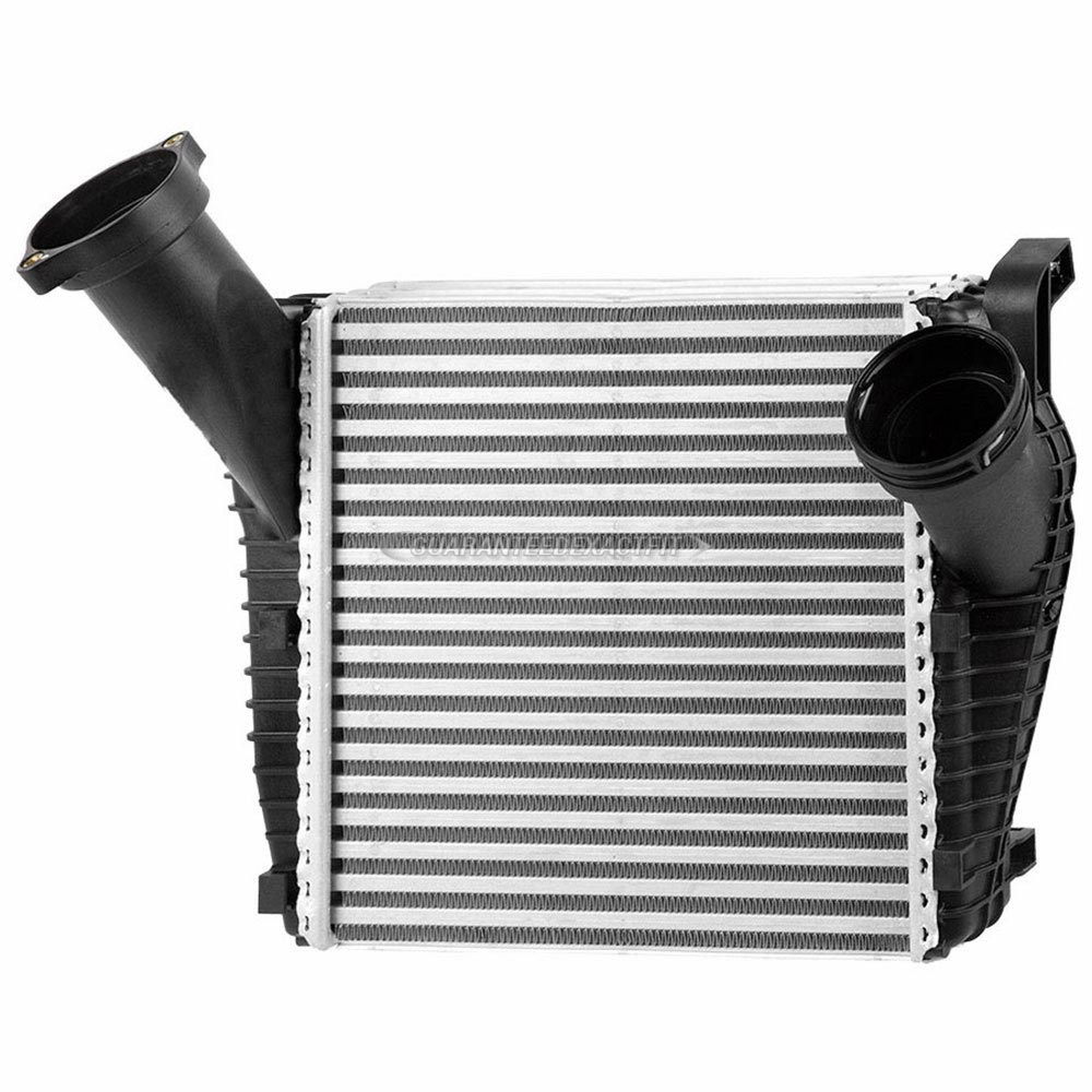 VW Touareg                        IntercoolerIntercooler