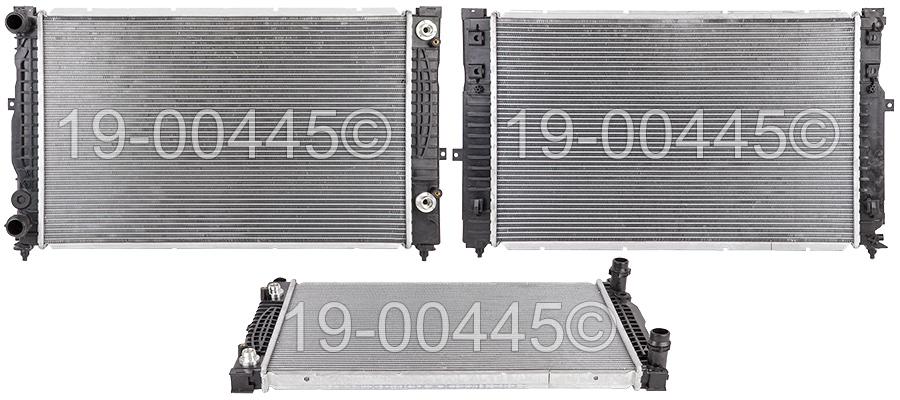 Audi A4                             RadiatorRadiator