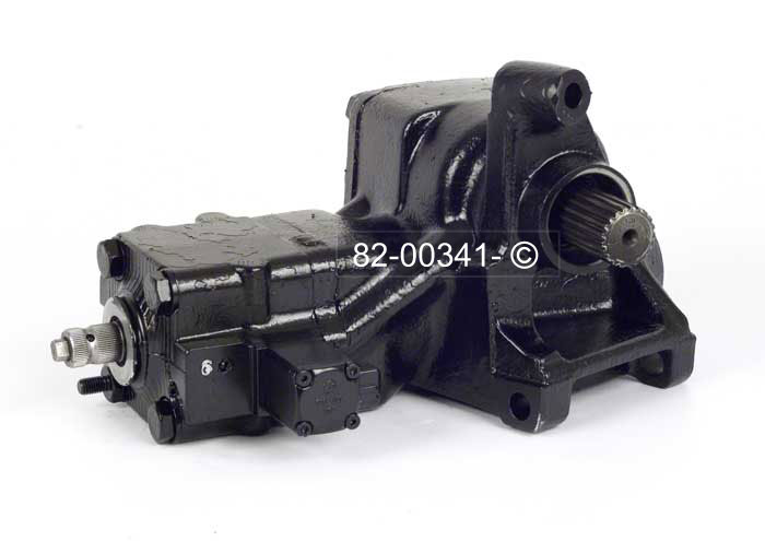 BMW 735                            Power Steering Gear Box