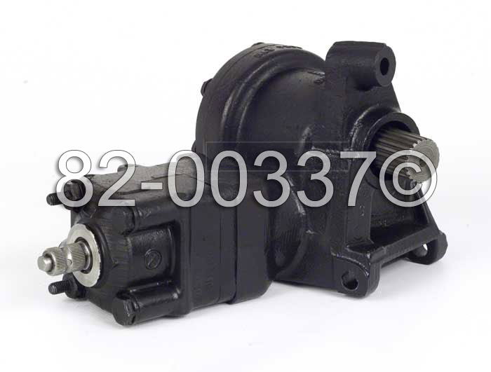 BMW 530                            Power Steering Gear Box