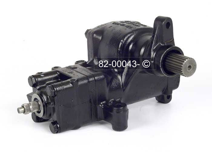 BMW 540                            Power Steering Gear BoxPower Steering Gear Box