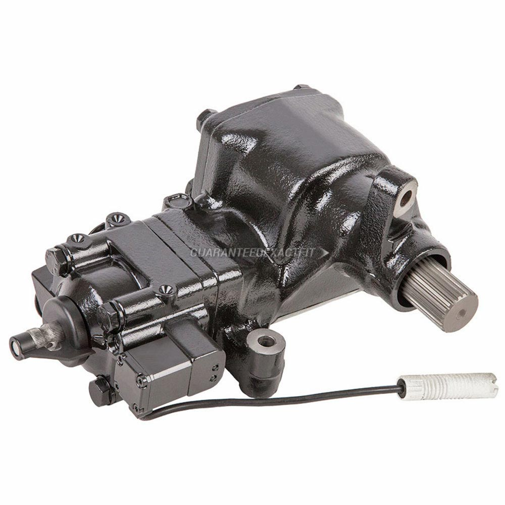 BMW 750iL                          Power Steering Gear BoxPower Steering Gear Box