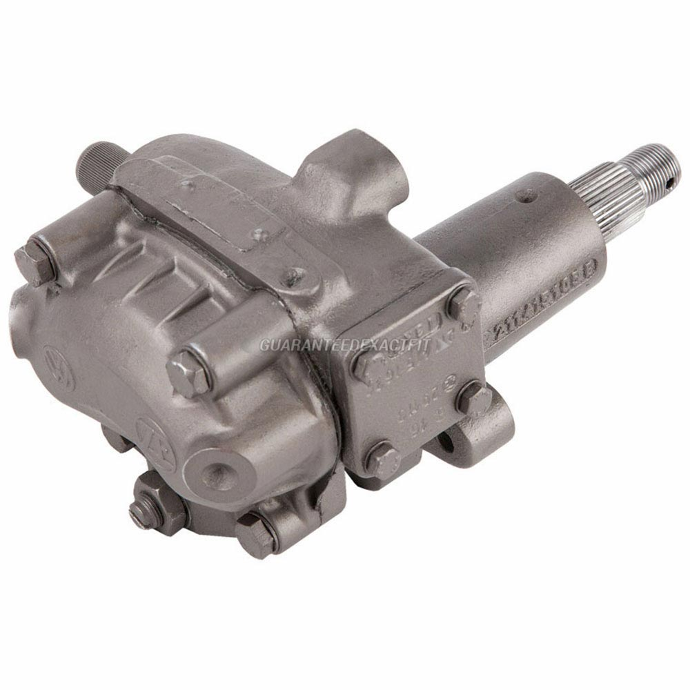 Volkswagen Vanagon                        Manual Steering Gear Box