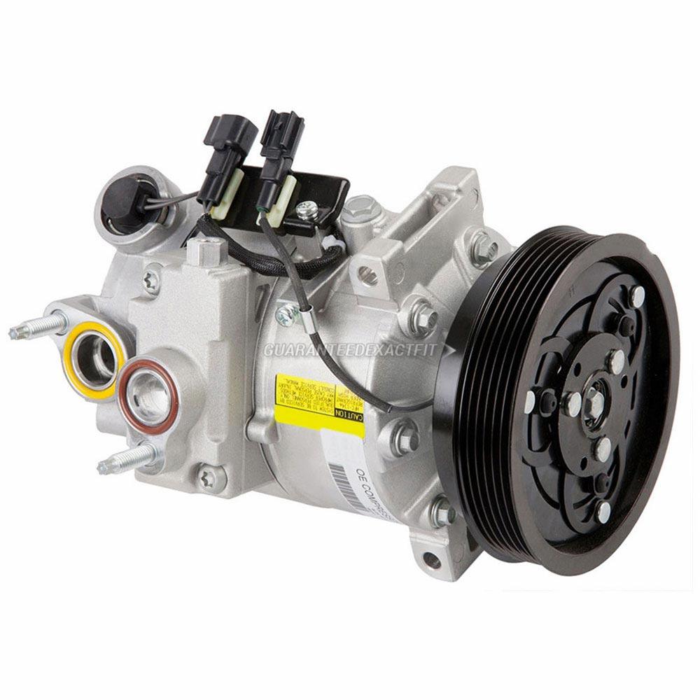Land Rover LR2 A/C Compressor