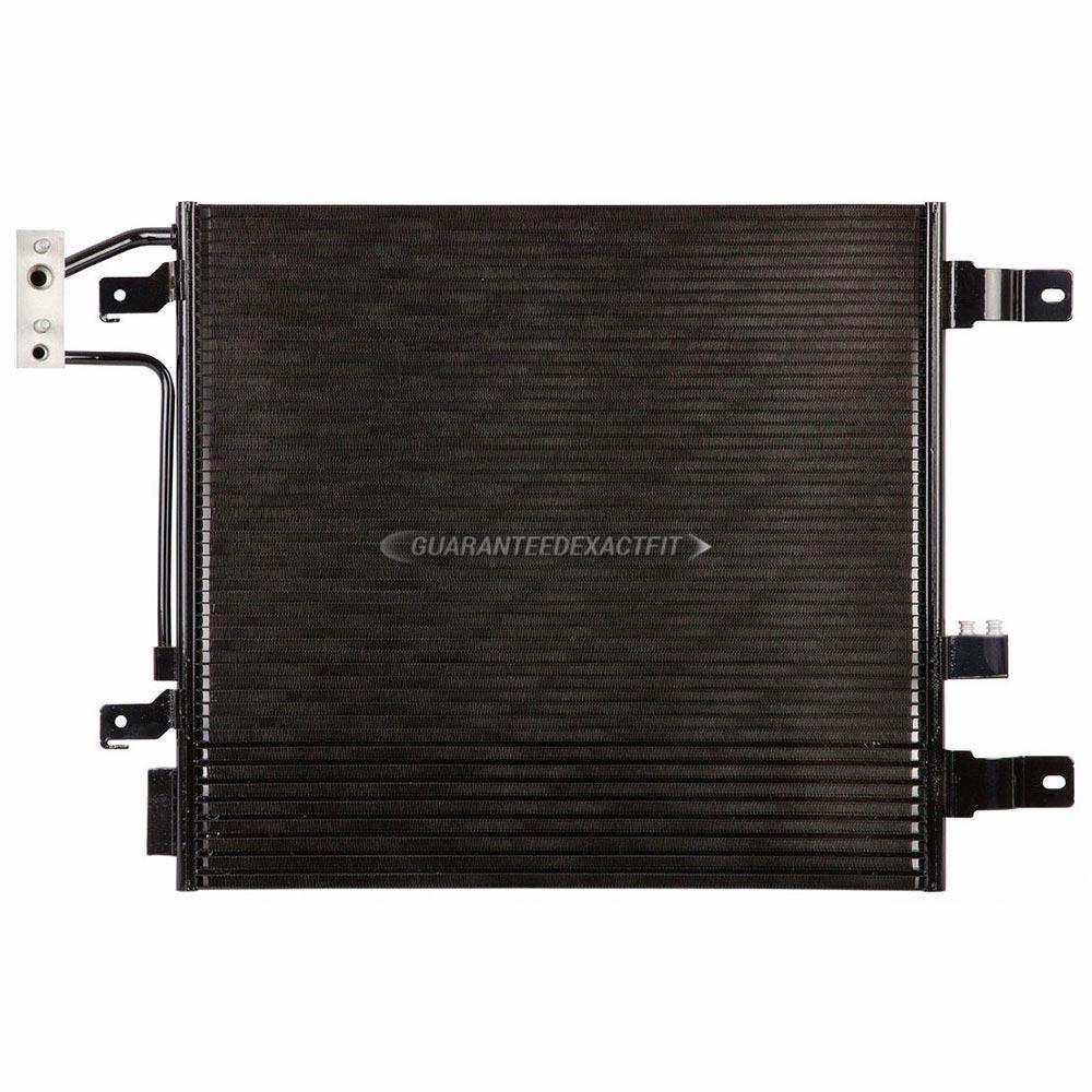 Jeep Wrangler                       A/C CondenserA/C Condenser