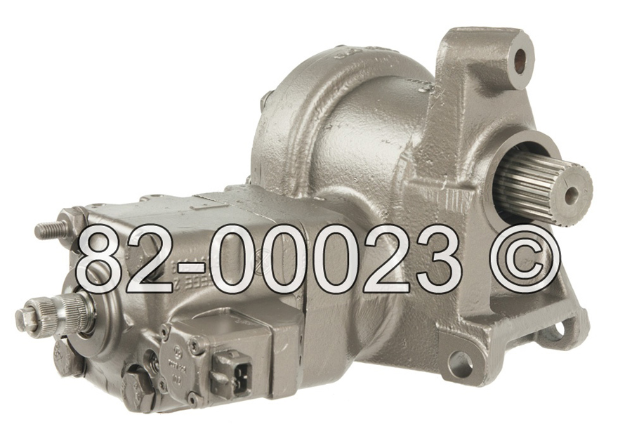 BMW 840 Power Steering Gear Box