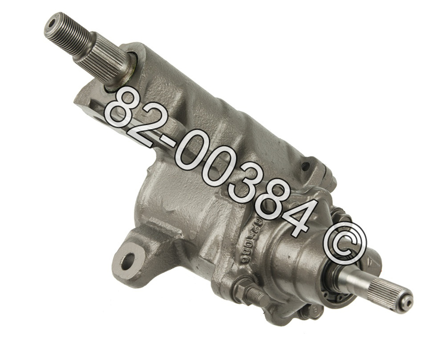 Mazda B-Series Truck                 Power Steering Gear Box