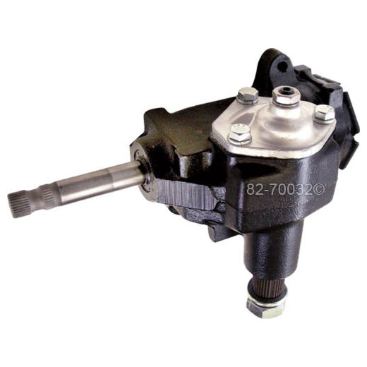 Pontiac LeMans                         Manual Steering Gear BoxManual Steering Gear Box