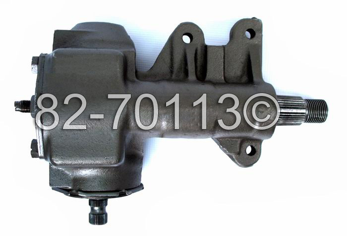 Mercury Monarch                        Manual Steering Gear BoxManual Steering Gear Box