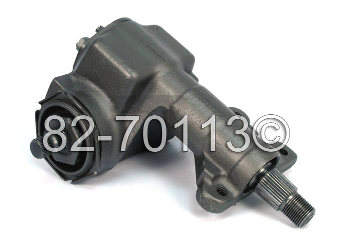 Ford Maverick                       Manual Steering Gear Box