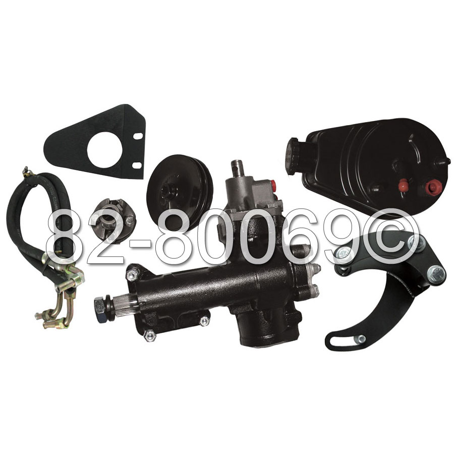 Chevrolet Sedan                          Kits and Performance PartsKits and Performance Parts
