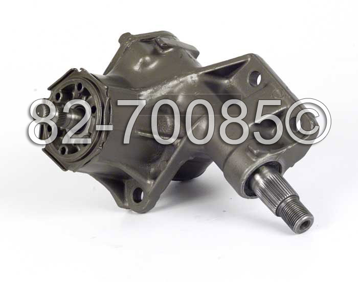 Plymouth Duster                         Manual Steering Gear Box